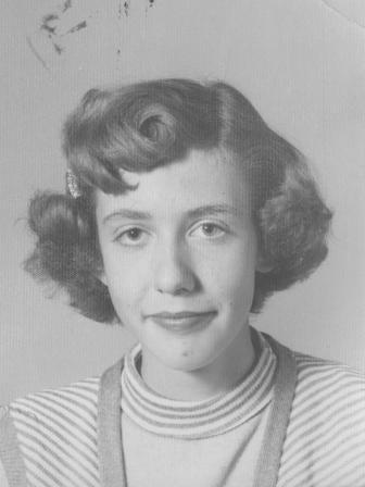 Waybac.1950s.MaryAnn.SchoolPic