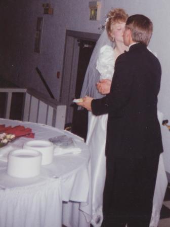 Waybac.1993.Keith.Rosie.Wedding.Kiss